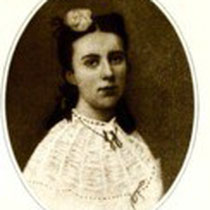 Mother : Helen Louisa Stokes,  b. 1846 NY.