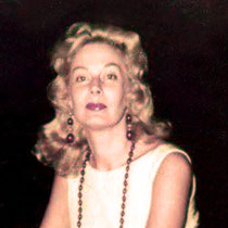 Jane Barry Haynes - 1958 ( cropped image )