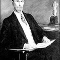 Isaac Newton Phelps Stokes, b. 1867 NY.  d.1944