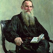 Count Leo Tolstoy