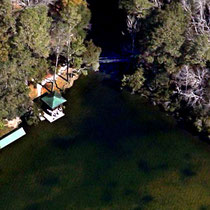 Boat house, Gondola shed and bridge