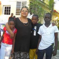 sociabiliser ces enfants dans un cadre de vie qui est chaleureux