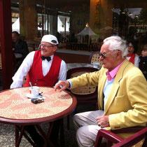 Une visite surprise de Gérard l'Alsacien !