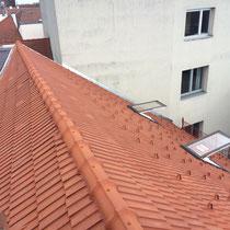 Dachsanierung Kremser Innenstadt