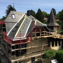Umbau einer Villa in Wien