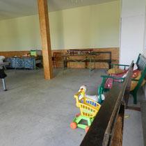 Salle de jeu vue 5