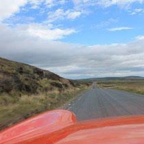 Reise nach Schottland