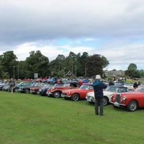 MG Event of the Year 2013 in Schottland