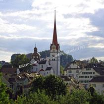Beromünster Stiftskirche St. Michael