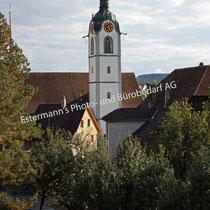 Beromünster Kirche St. Stephan