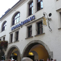 Europes most know beer hall