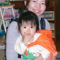 お子様の、1歳の誕生祝には、『いまやす』の一升餅がおすすめ 岐阜県美濃加茂市(中山道太田宿)