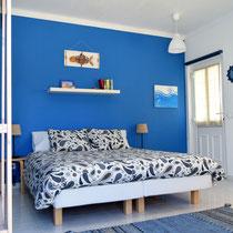 Blue room Onda Vicentina Algarve Portugal