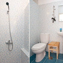 Bathroom detail Onda Vicentina Algarve Portugal
