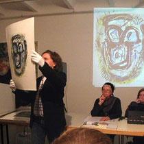 21. Kunstversteigerung / Foto: Monika Arnold