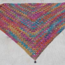 Half-Granny-Square-scarf (Schal)