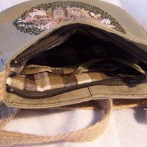 Blick in das Innere der Tasche_I