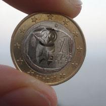 Griechen-EURO-Eule