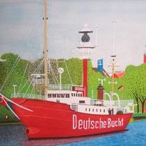 Museums-Feuerschiff Emden