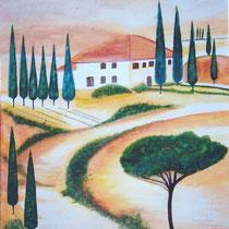Landhaus in der Toskana II