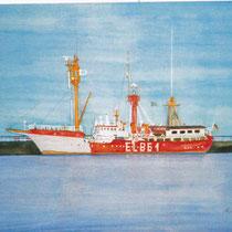 Feuerschiff Elbe 1 Cuxhaven