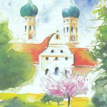 Kloster Benediktbeuren Obb.