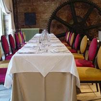 Les Moulins Banaux, restaurant pour repas d'affaires et repas de famille