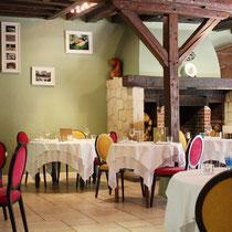 Les Moulins Banaux, salle de restaurant