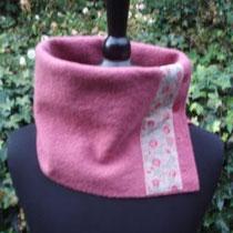 Walk - rosa2 - Bordüre Heckenrose