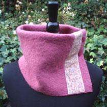 Walk - rosa1 - Bordüre Heckenrose
