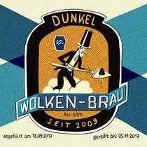 Bieretikett - Totengräber/ Dunkel - Kunde: Wolkenbräu