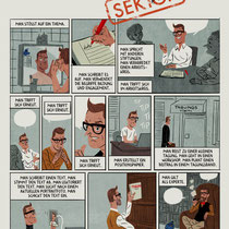 Online Comic - Kunde: Benckieser Stiftung