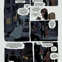 Comicseite aus Comic Projekt - Kopfsachen 2017
