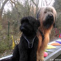 Aurélie und Matilda
