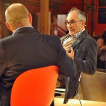 Pfarrer Franz Sabo, röm.-kath. Pfarrer in Röschenz (Nachtcafé vom 1.12.2016)