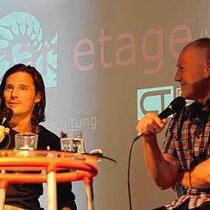 """Adrian Sieber, Sänger und Frontmann von der Basler Band """"Lovebugs"""""""
