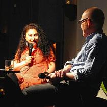 Güzin Kar,  Regisseurin, Drehbuchautorin und Kolumnistin
