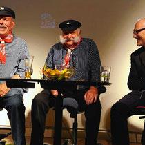 Störtebekers, der Schweizer Seemannschor in Basel