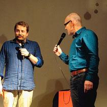 Gabriel Vetter, Slam-Poet