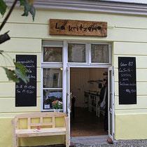 Der Eingang zu La Kritzeria