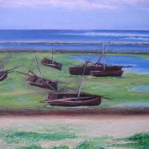 Plage de Vasco de gamma Kenya  2007