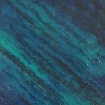 L'eau 60 x 60 cm