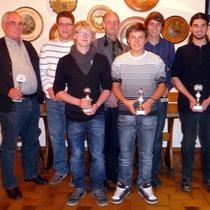 Jahresmeister 2011