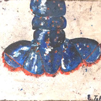 Queue de homard - 55 x 46 cm