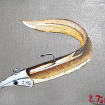 Leurre mou - 22 x 17 cm