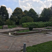 Kneippanlage in 86343 Königsbrunn - im Park der Sinne