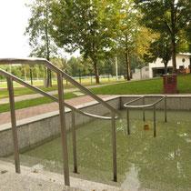 Wassertretbecken in 94447 Plattling - (Foto: LRA Deggendorf)