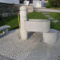 Armbecken in 6351 Scheffau am Wilden Kaiser (Österreich) Tirol