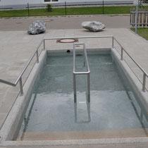 Wassertretbecken in 87742 Dirlewang- hinter Feuerwehrhaus (Unterallgäu)
