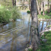 Wassertretbecken in 93309  Kelheim - Niederdörfl